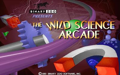 Wild Science Arcade