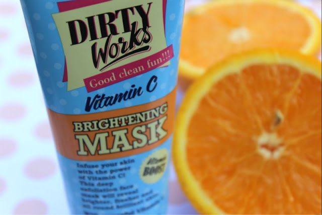 Dirty Works Vitamin C Brightening Mask