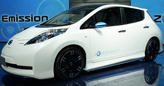 The Nissan Leaf Nismo Weighs 2,068 Pounds And Has Instant Supply Of Full  Torque (280Nm / 207 Lb Ft), 0 100kph In Less Than 7 Seconds, Top Speed Of  145 Kph ...