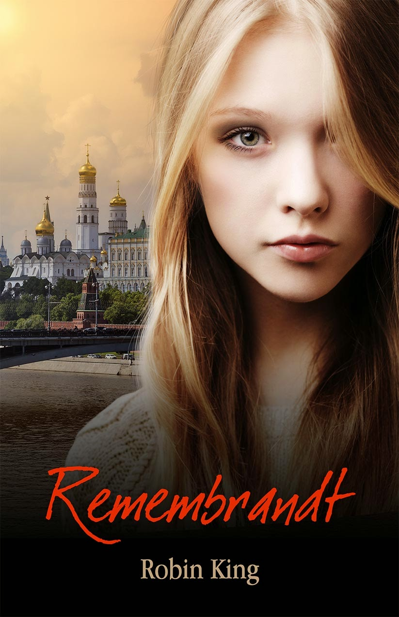 Book cover for Remembrandt by Robin King