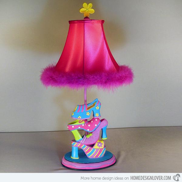 Girl Lamps For Bedroom