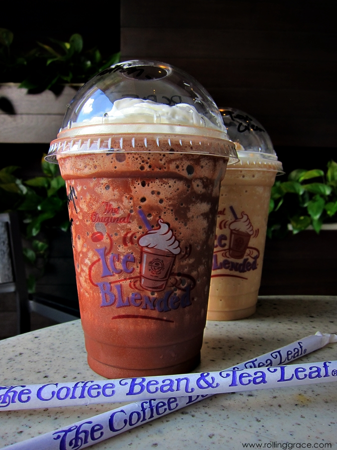 Coffee Bean & Tea Leaf Holiday Specials