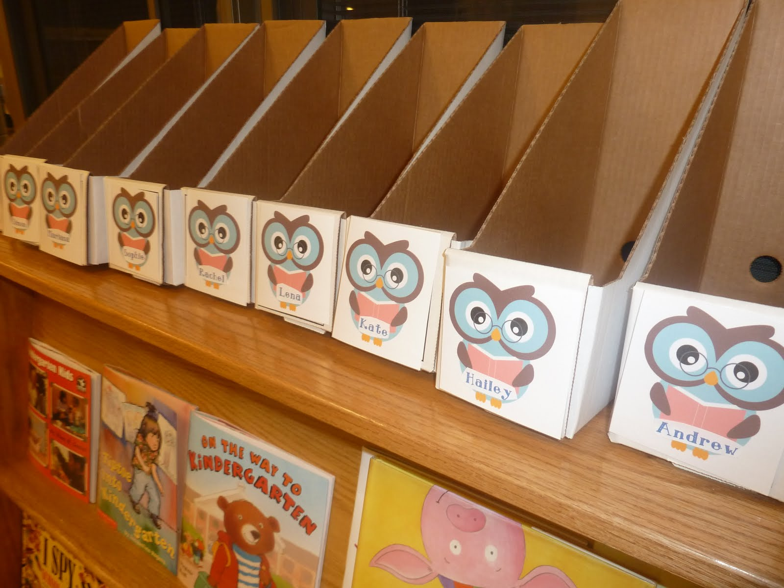 Owl Themed Classroom Decorations ~ Literacy and laughter celebrating kindergarten children