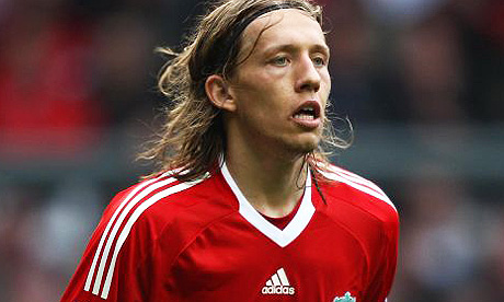 utusanlfc: Lucas Leiva will be missed (temporarily til he recover)