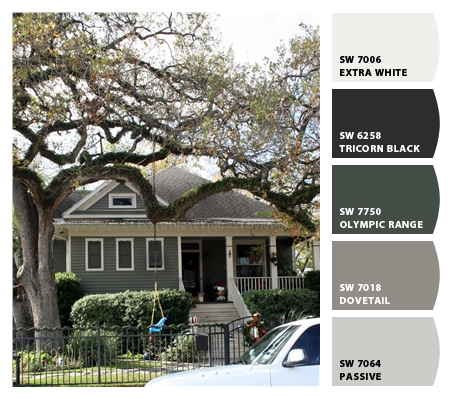Our Exterior Paint Colors - Cedar Hill Farmhouse