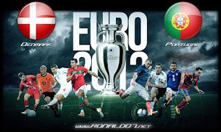 Prediksi Skor Denmark vs Portugal 13 Juni 2012  Euro 2012