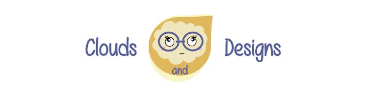 Clouds and Designs: Diseño gráfico personalizado para eventos y manualidades