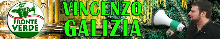 VINCENZO GALIZIA - blog ufficiale