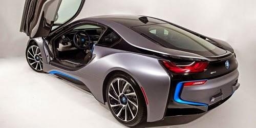 BMW i8 Termahal di Dunia Terjual Rp 9,6 M