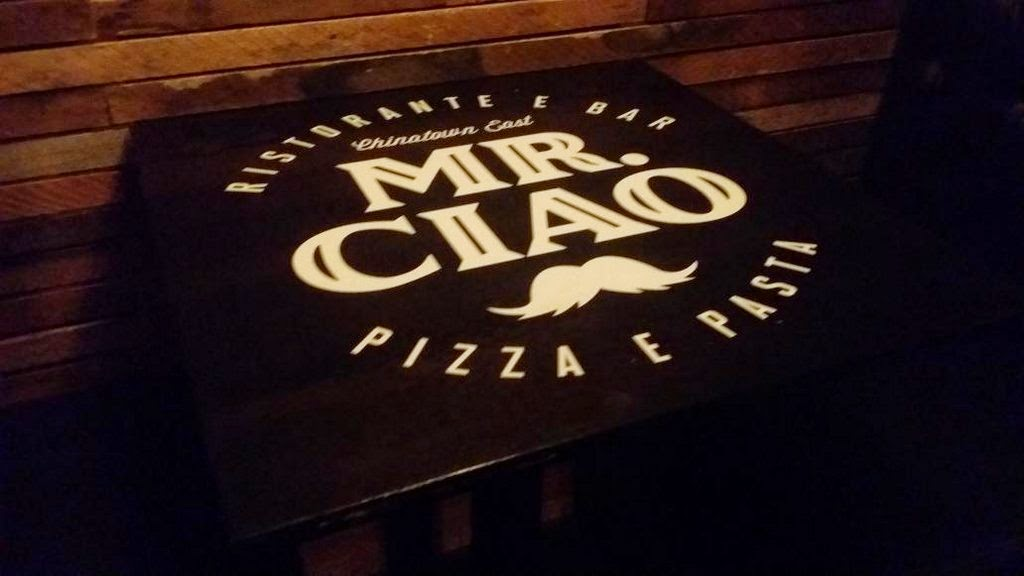 Custom Table at Mr. Ciao, Toronto