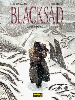 Portada Blacksad #2 - Artic-Nation