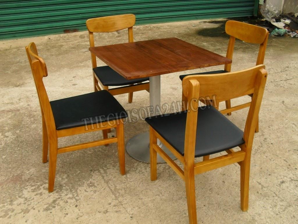 Bàn ghế ăn 010