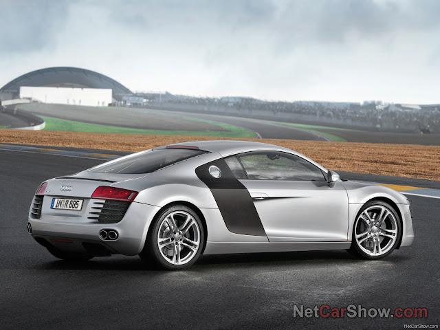 Last picture of Audi R8