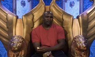Celebrity Big Brother Evander Holyfield Evicted
