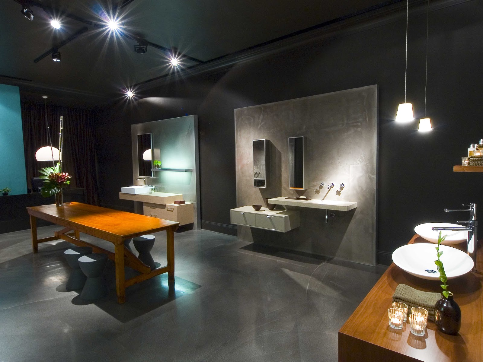 Minosa Annandale Showroom Modern Bathroom products