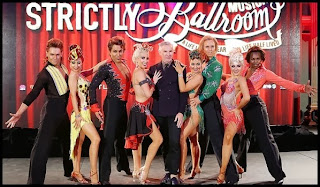 Obra teatral Strictly Ballroom, de Baz Luhrmann