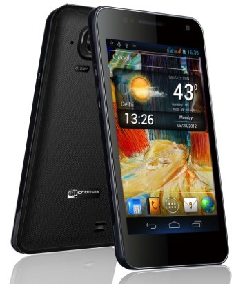 Micromax A90S - Dual Core ICS android 4.0