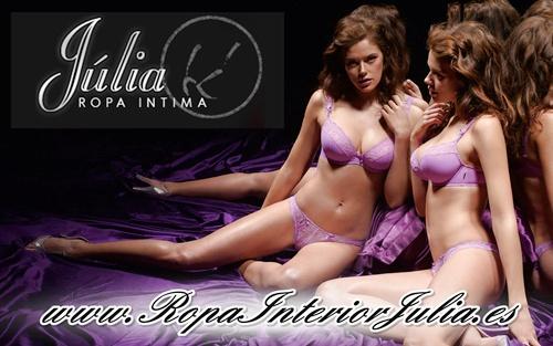 Tienda de Ropa Interior Femenina Julia
