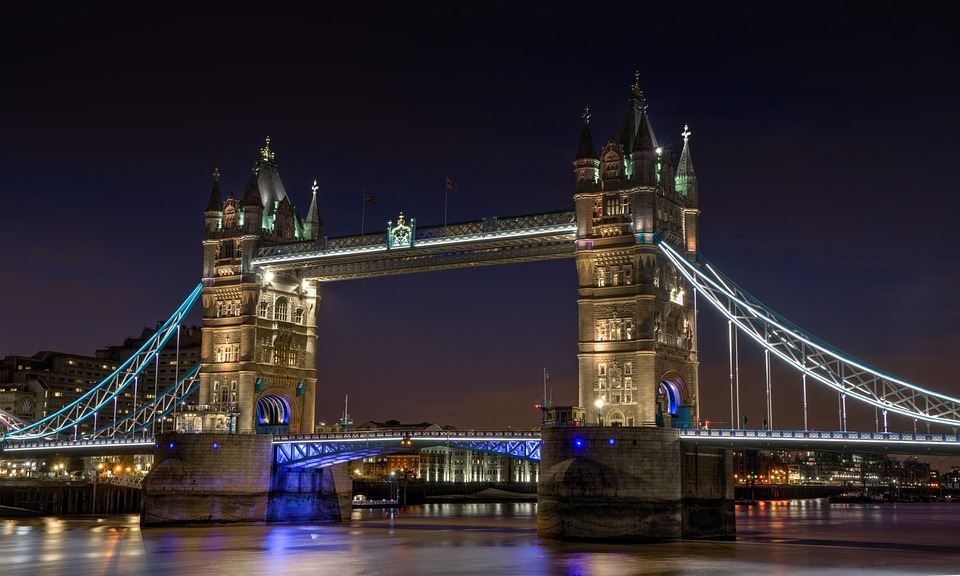 Tower Bridge, london UK