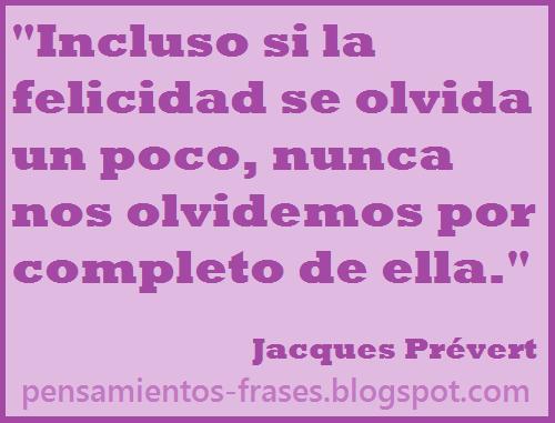 frases de Jacques Prévert