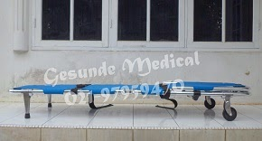 Alumunium Folding Stretcher YDC-1A3