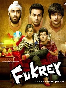 Download Fukrey Full Movie for FREE