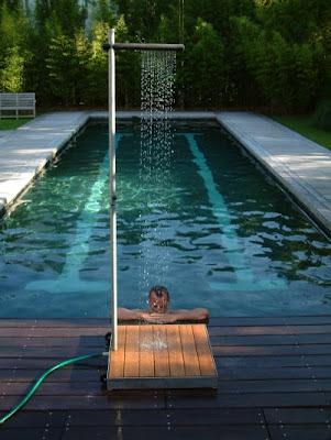 Decoraciones y modernidades modernas piscinas con cascadas - Pool aufstellbar ...