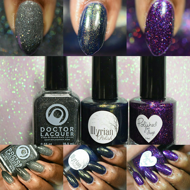 """For The Love Of Polish October """"Spooky"""" Box"""