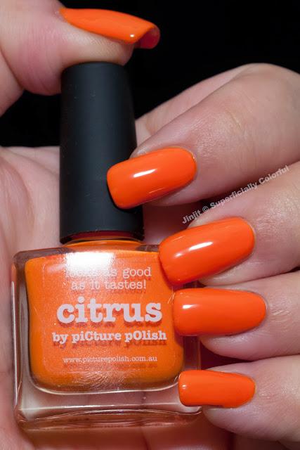 Picture Polish Citrus