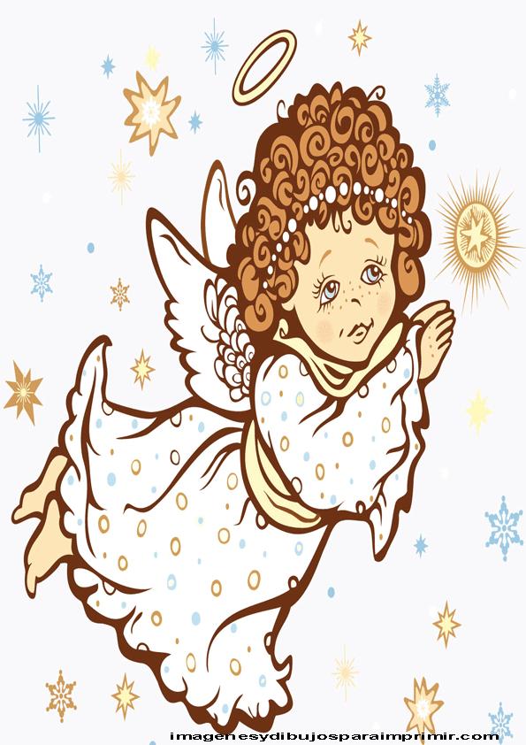 Angel para imprimir