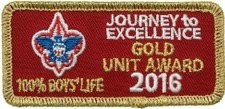 Journey to Excellence 2016