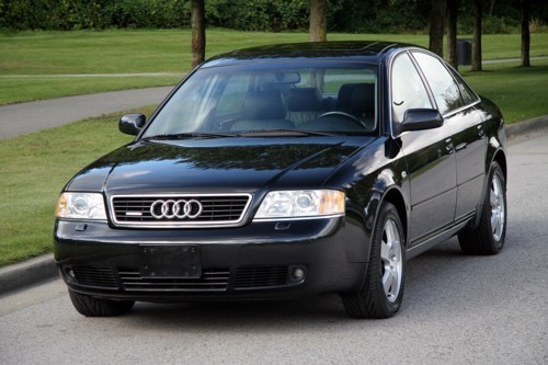 Famous Car Manual  Audi A6 2000    Wiring       Diagram    Service