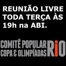 COMITÊ POPULAR RIO