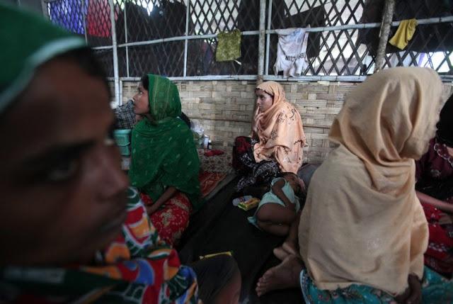 Inilah Derita Pengungsi Muslim Rohingya