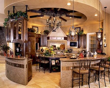 kitchen inspiration: {kitchen in the round} | fleur de londres