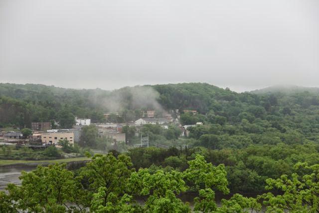 St. Croix Falls and Taylors Falls