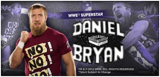 Daniel Bryan WWE Superstar