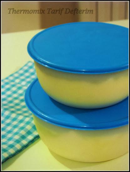 Yogurt fatto in casa con il Bimby