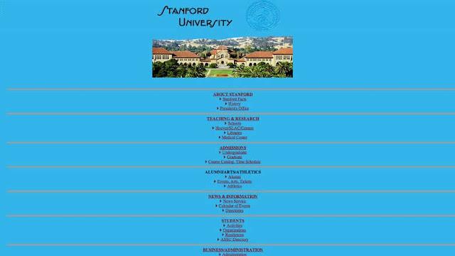 Stanford University – جامعة ستانفورد