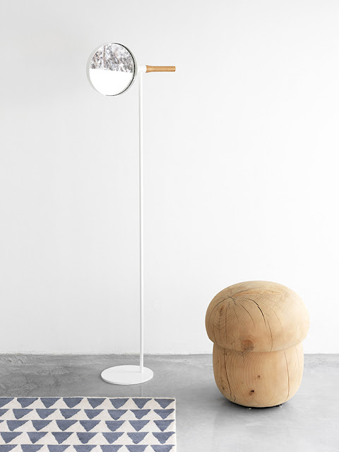 {Design} Me mirror by Mathias Hahn for Asplund
