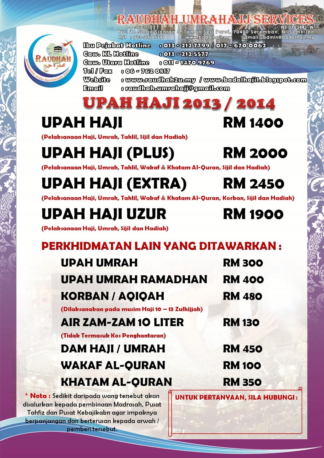 1132 x 1600 · 451 kB · jpeg, Perkhidmatan Badal Haji (Upah Haji