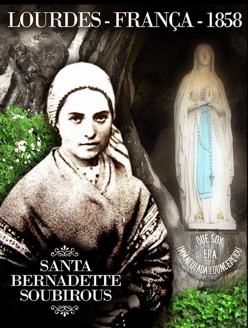 Coração Paternal De São José 16 De Abril Dia De Santa Bernadette
