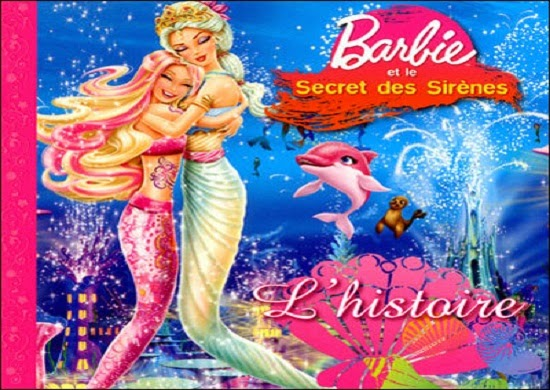 Montre complet barbie et le secret des sir nes 2010 film - Le secret des sirene ...