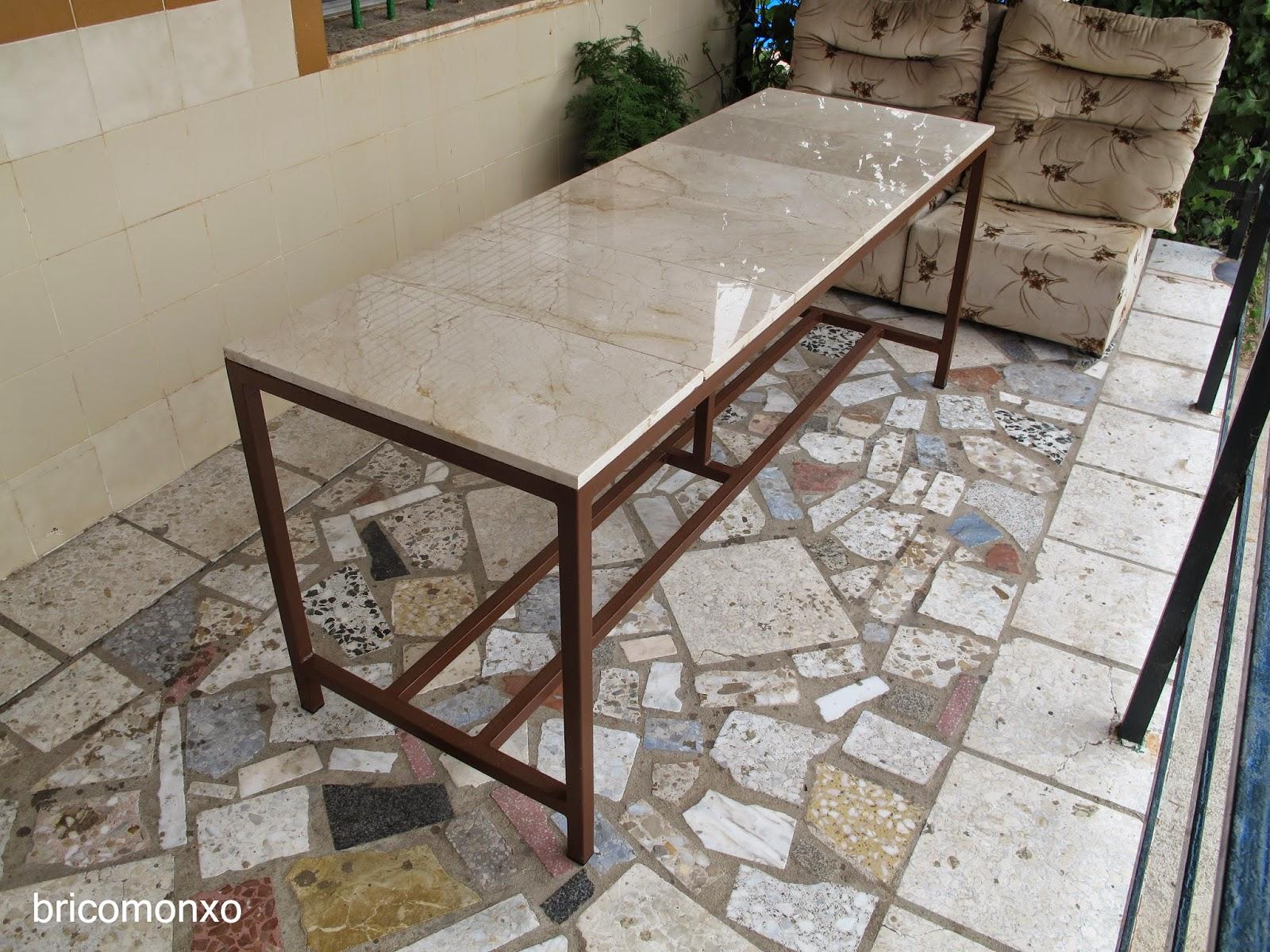 Bricomonxo c mo acoplar un nido a una jaula for Como pulir una mesa de marmol