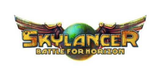 MMORTS Skylancer Battle for Horizon Logo