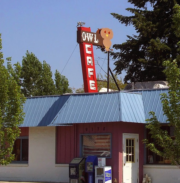 Spokesman Review The Owl Cafe Review