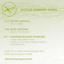 MOTOR Summer Series