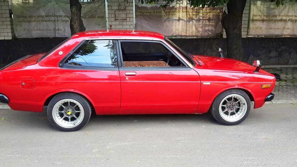 LAPAK Mobil Retro: Jual Datsun 120Y - JAKARTA - LAPAK ...