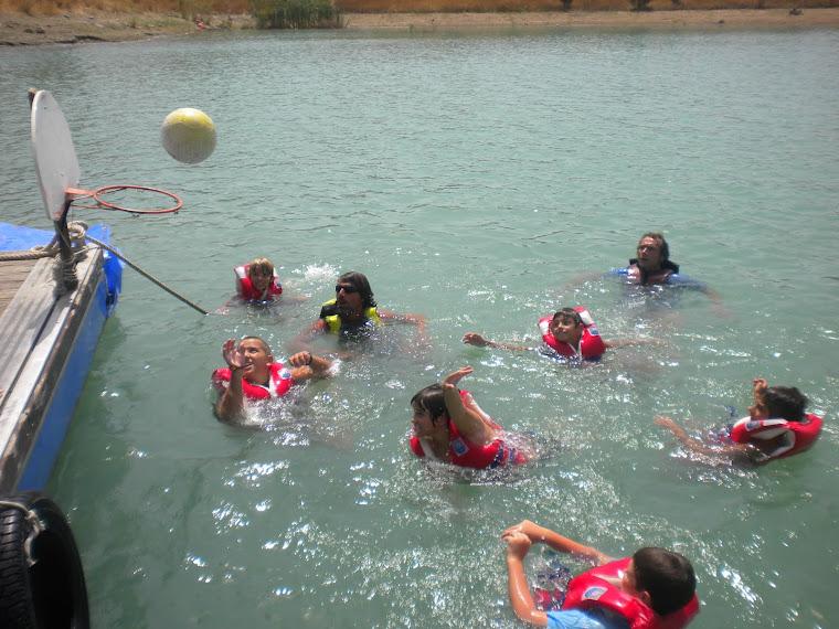Agua-basket en AFAN