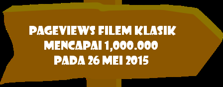 Pageviews kini 1,000.000